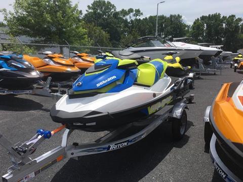 2017 Sea-Doo WAKE 155 for sale at Vehicle Network, LLC - Performance East, INC. in Goldsboro NC
