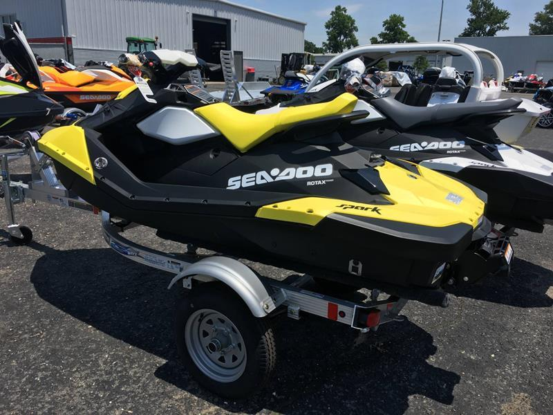 2017 Sea-Doo SPARK 2up 900 H.O. ACE iBR & C for sale at Vehicle Network, LLC - Performance East, INC. in Goldsboro NC