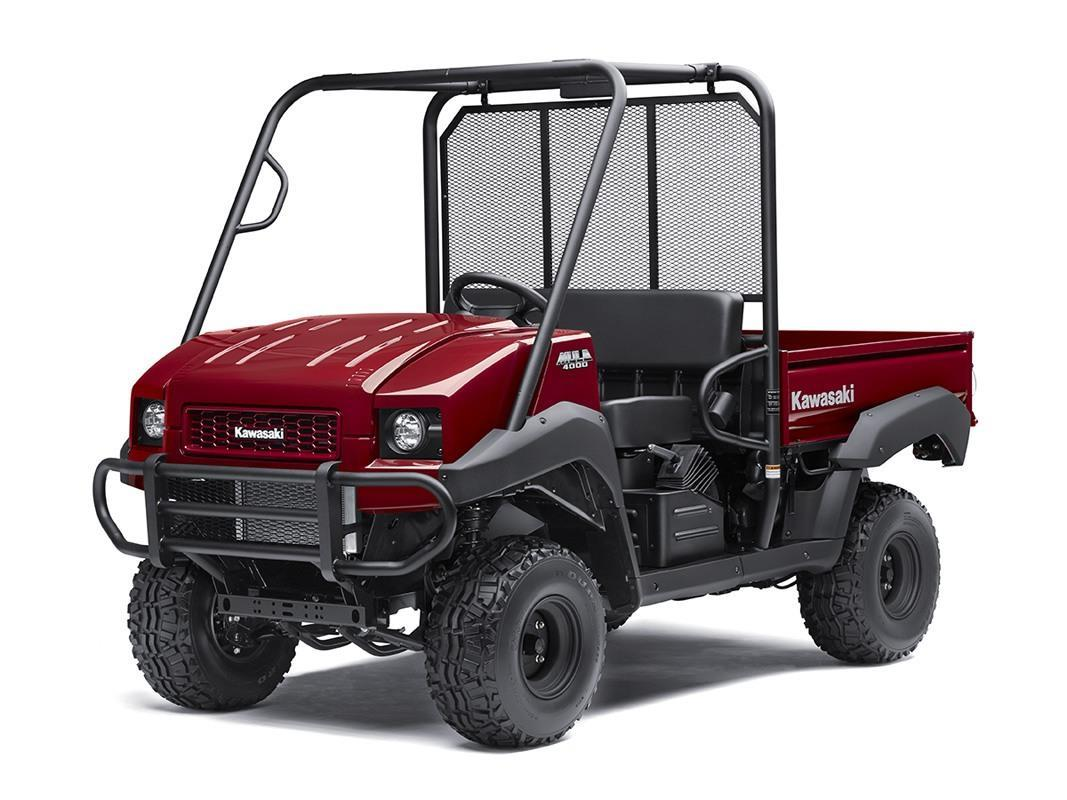 2017 Kawasaki Mule 4000 for sale at Vehicle Network, LLC - Ron Ayers Motorsports in Greenville NC