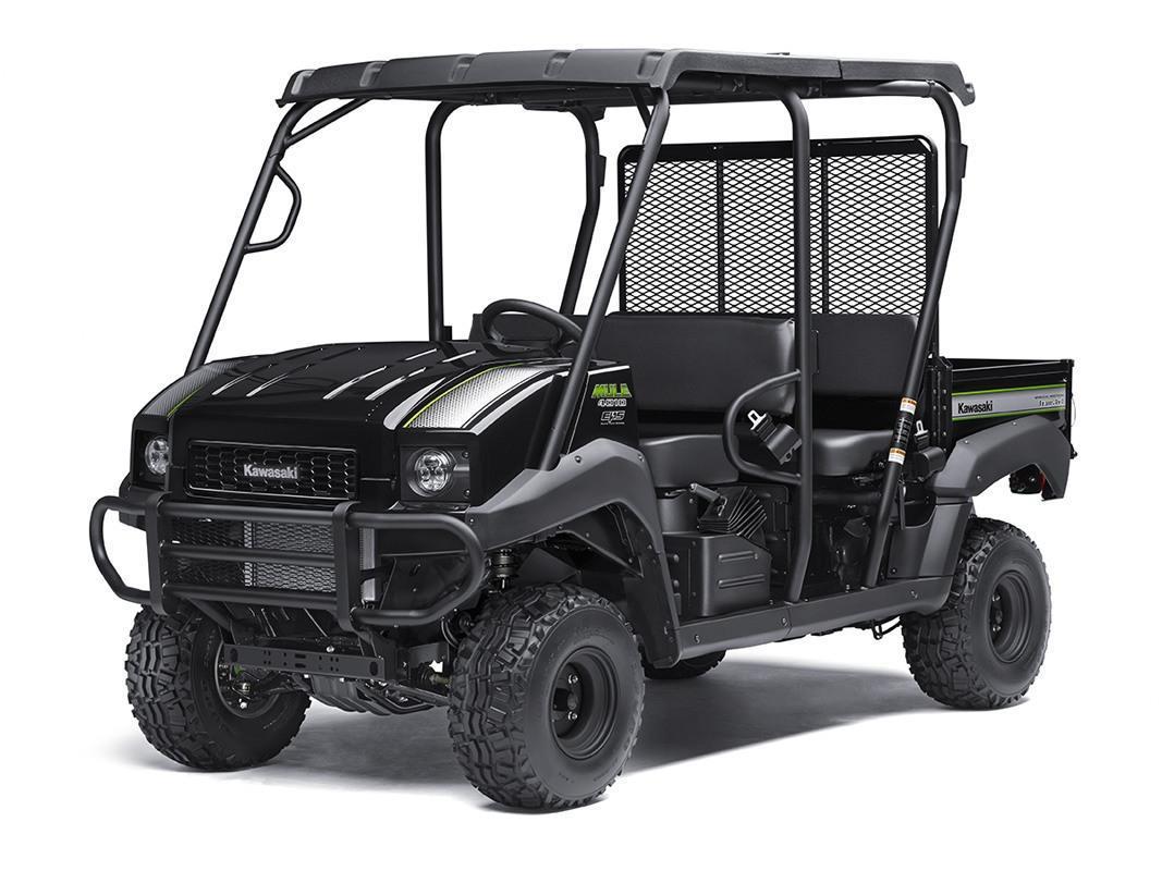 2017 Kawasaki Mule 4010 Trans4x4 SE for sale at Vehicle Network, LLC - Ron Ayers Motorsports in Greenville NC