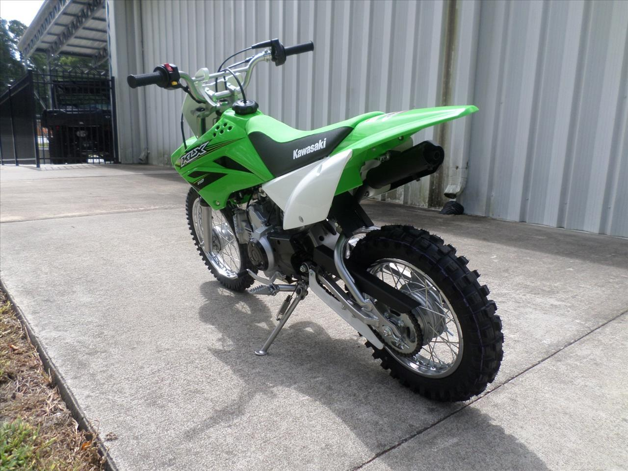 2017 Kawasaki KLX110 for sale at Vehicle Network, LLC - Ron Ayers Motorsports in Greenville NC