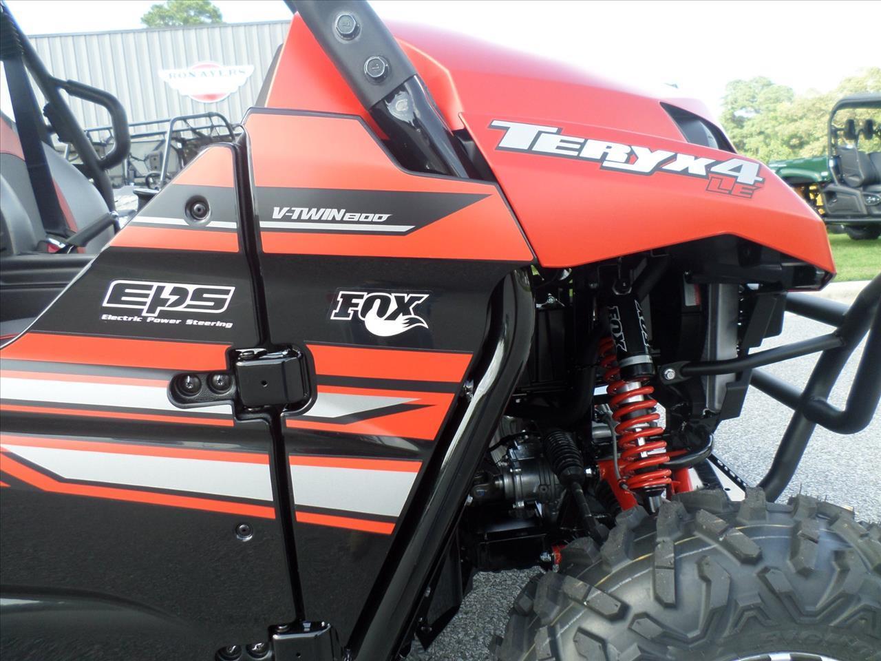 2017 Kawasaki Teryx™ for sale at Vehicle Network, LLC - Ron Ayers Motorsports in Greenville NC