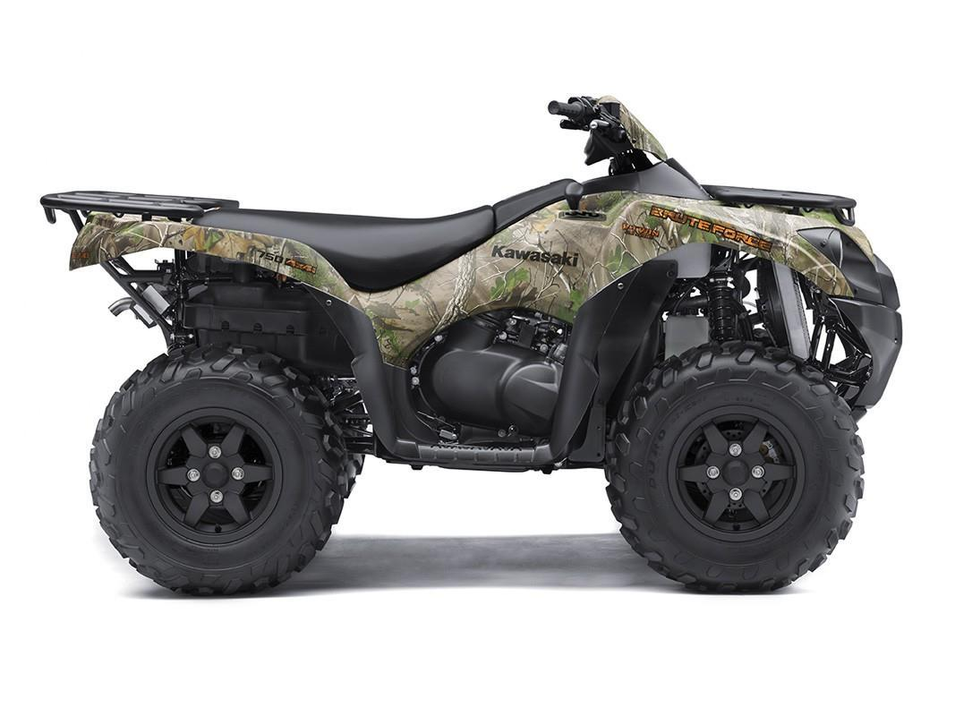 2017 Kawasaki Brute Force 750 4x4i EPS Camo for sale at Vehicle Network, LLC - Ron Ayers Motorsports in Greenville NC