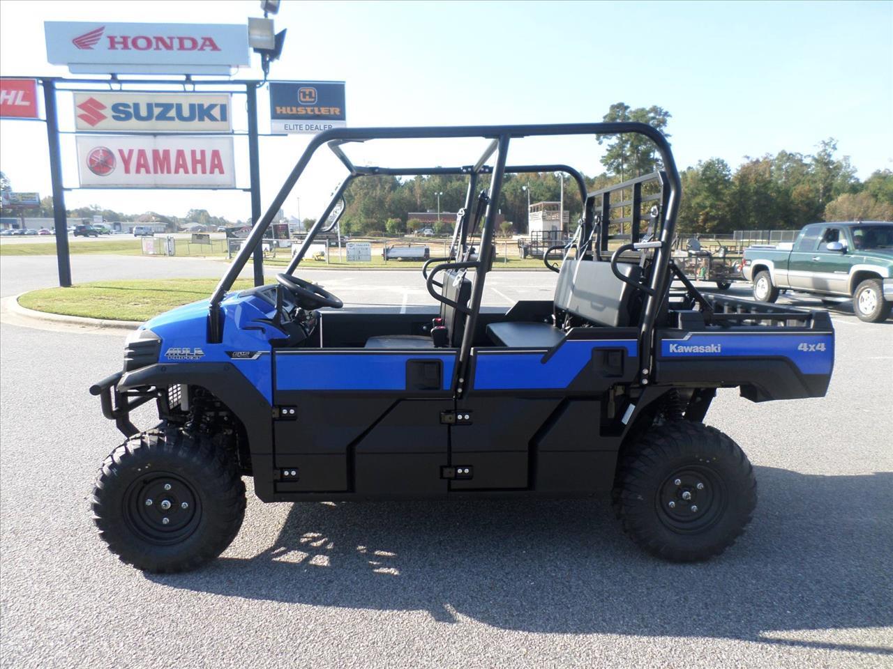 2017 Kawasaki Mule for sale at Vehicle Network, LLC - Ron Ayers Motorsports in Greenville NC