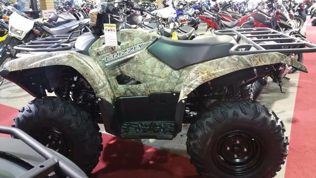 2017 Yamaha Grizzly EPS for sale at Vehicle Network, LLC - Ron Ayers Motorsports in Greenville NC