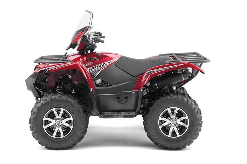 2017 Yamaha Grizzly EPS LE for sale at Vehicle Network, LLC - Ron Ayers Motorsports in Greenville NC