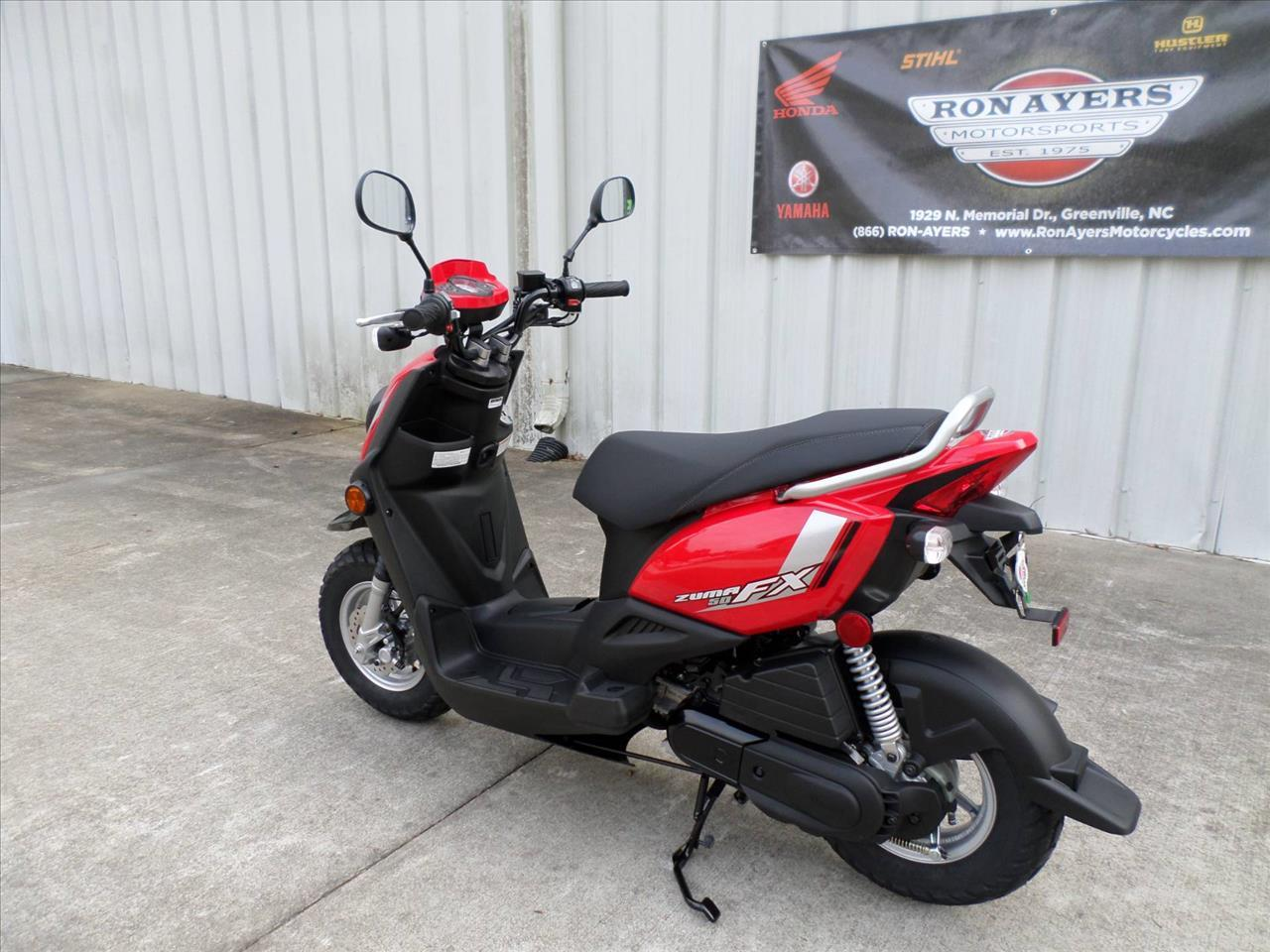 2017 Yamaha Zuma 50FX for sale at Vehicle Network, LLC - Ron Ayers Motorsports in Greenville NC