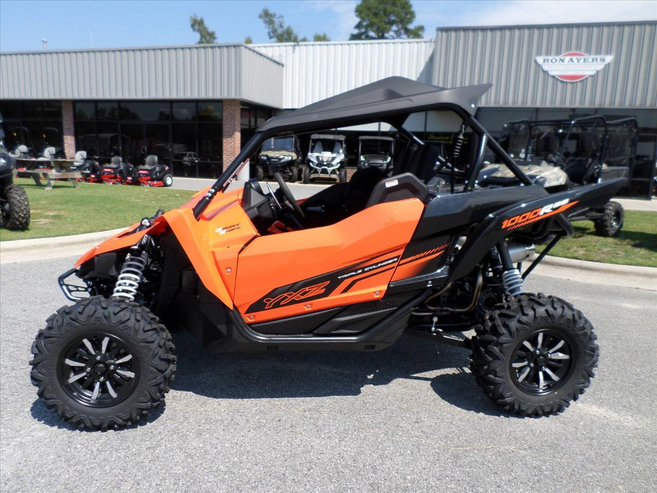 2017 Yamaha YXZ1000R SS for sale at Vehicle Network, LLC - Ron Ayers Motorsports in Greenville NC