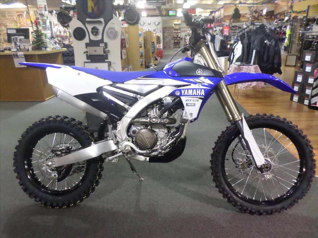 RPMWired.com car search / 2017 Yamaha YZ250F