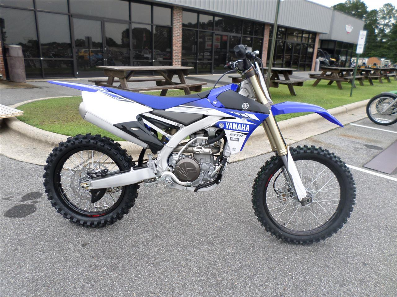 RPMWired.com car search / 2017 Yamaha YZ450F