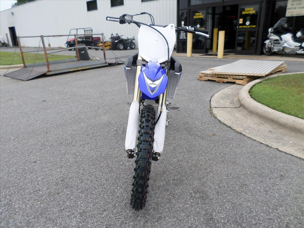 2017 Yamaha YZ450F for sale at Vehicle Network, LLC - Ron Ayers Motorsports in Greenville NC