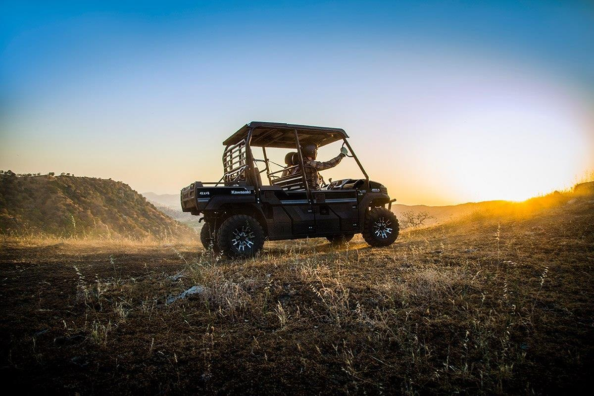 2017 Kawasaki Mule PRO-FXT EPS LE for sale at Vehicle Network, LLC - Ron Ayers Motorsports in Greenville NC