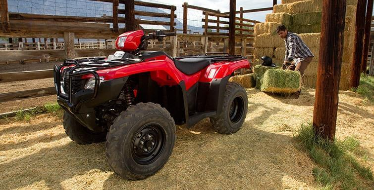 2017 Honda FourTrax Foreman 4x4 ES EPS for sale at Vehicle Network, LLC - Ron Ayers Motorsports in Greenville NC