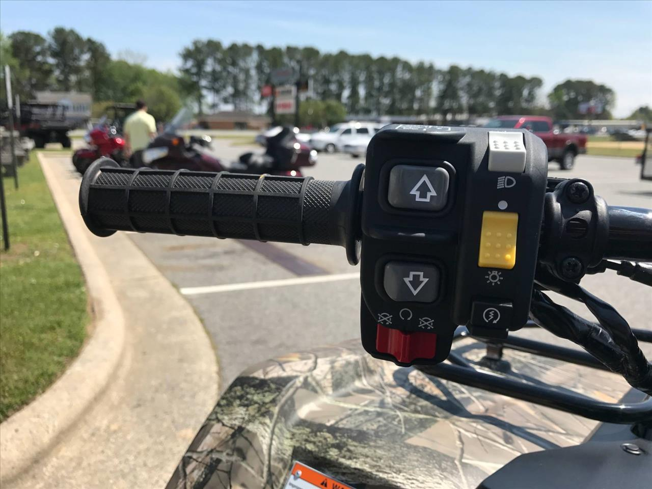 2017 Honda FourTrax Rancher 4x4 DCT EPS for sale at Vehicle Network, LLC - Ron Ayers Motorsports in Greenville NC
