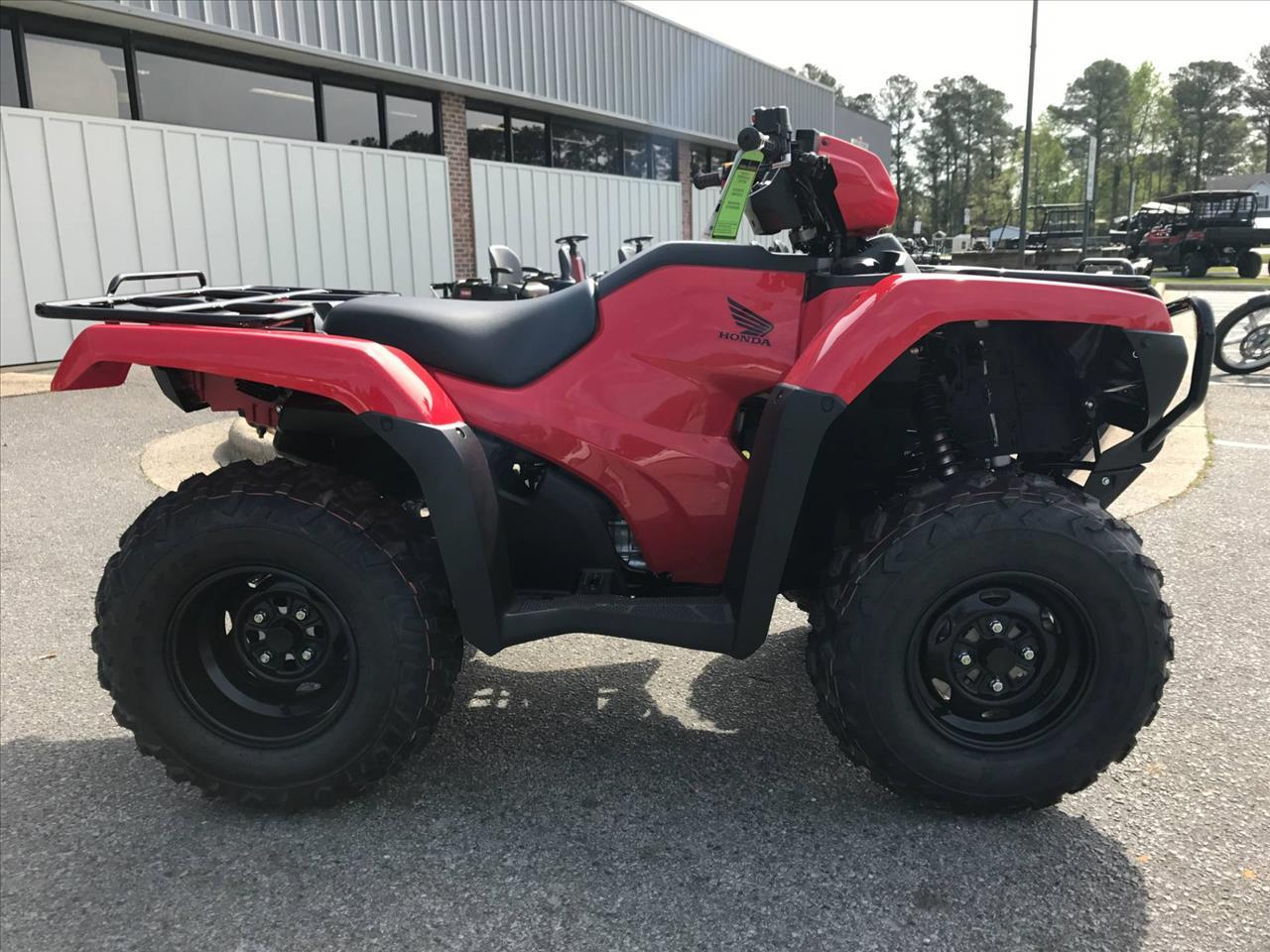 2017 Honda FourTrax Foreman 4x4 for sale at Vehicle Network, LLC - Ron Ayers Motorsports in Greenville NC