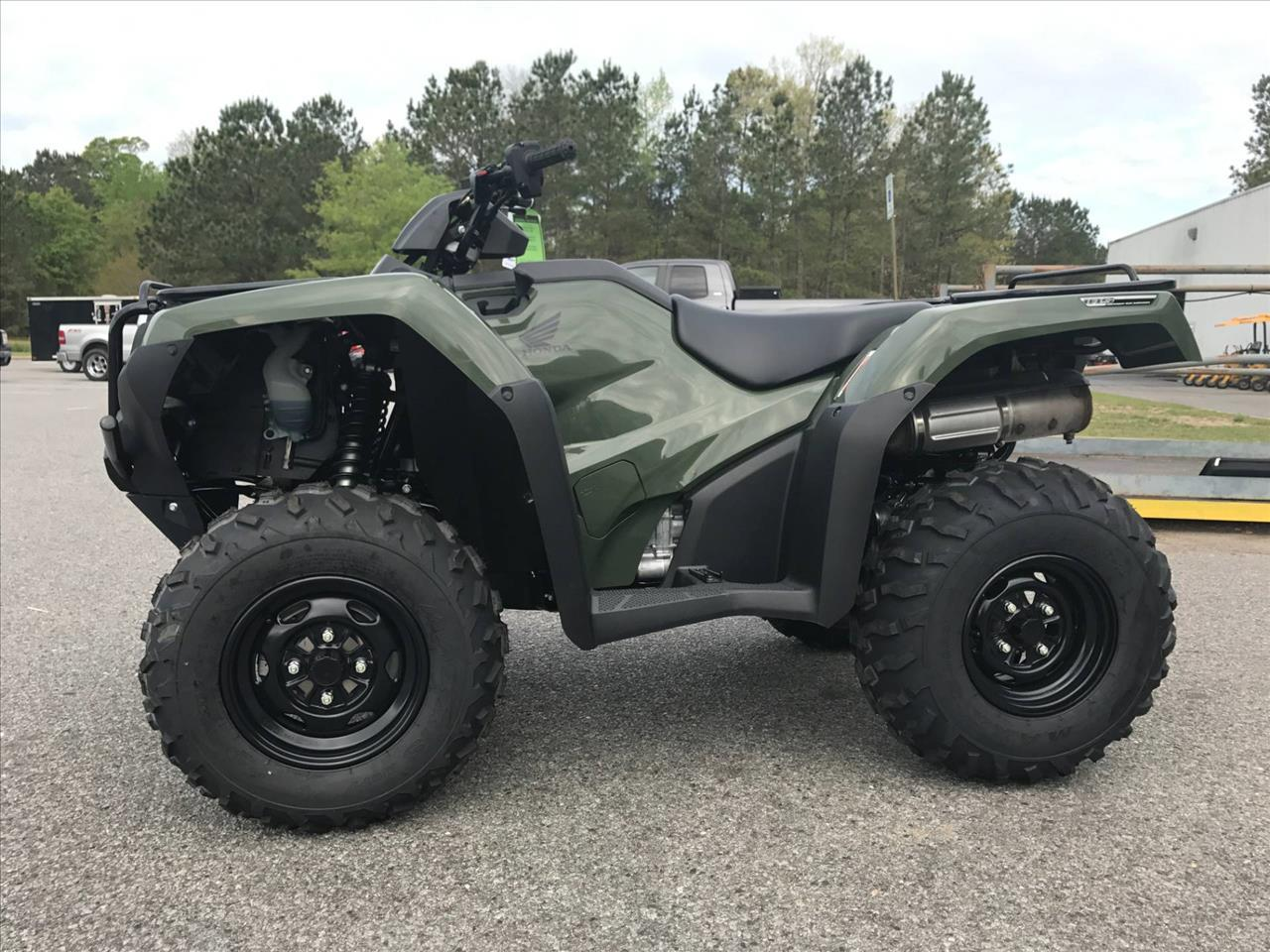2017 Honda FourTrax Rancher 4x4 DCT IRS for sale at Vehicle Network, LLC - Ron Ayers Motorsports in Greenville NC