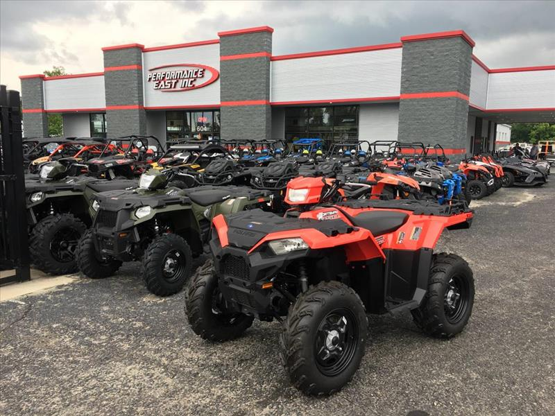 2017 Polaris Sportsman 850 for sale at Vehicle Network, LLC - Performance East, INC. in Goldsboro NC