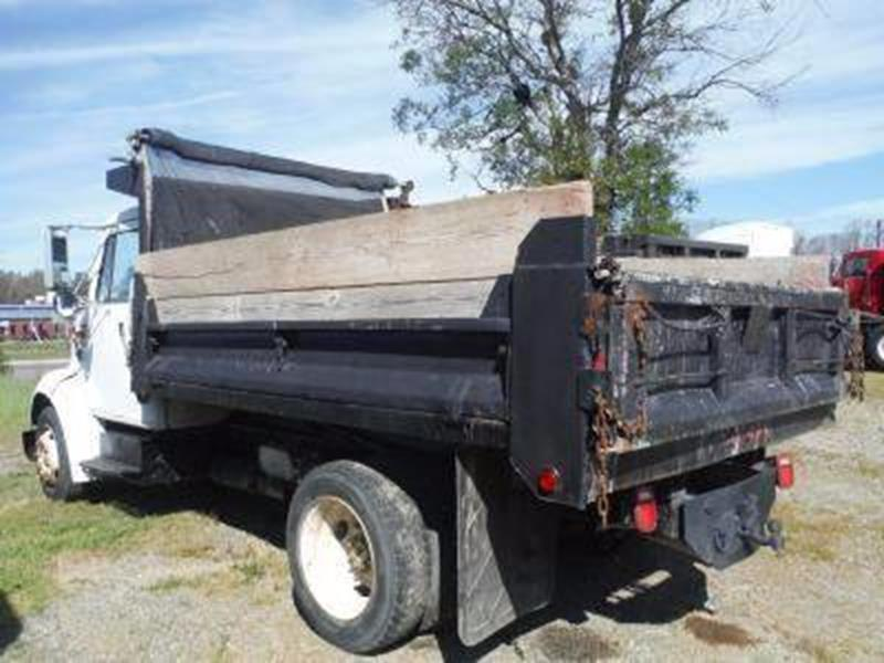 1996 International 4700 for sale at Vehicle Network, LLC - Down Home Truck and Equipment in Warsaw VA