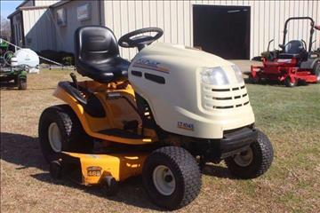 2012 Cub Cadet LT1045 for sale at Vehicle Network, LLC - Johnson Farm Service in Sims NC
