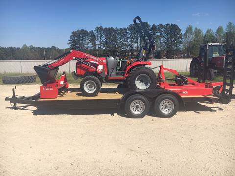 2017 Massey Ferguson 1526 for sale at Vehicle Network, LLC - Barnes Equipment in Sims NC