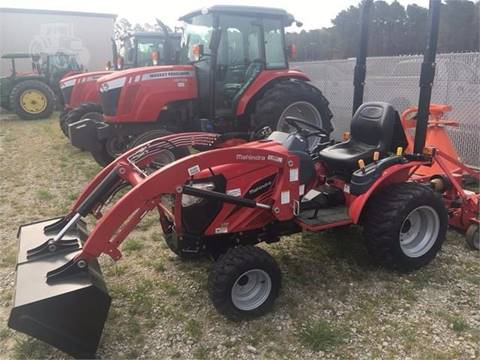 2016 Mahindra EMAX 22 for sale at Vehicle Network, LLC - Barnes Equipment in Sims NC