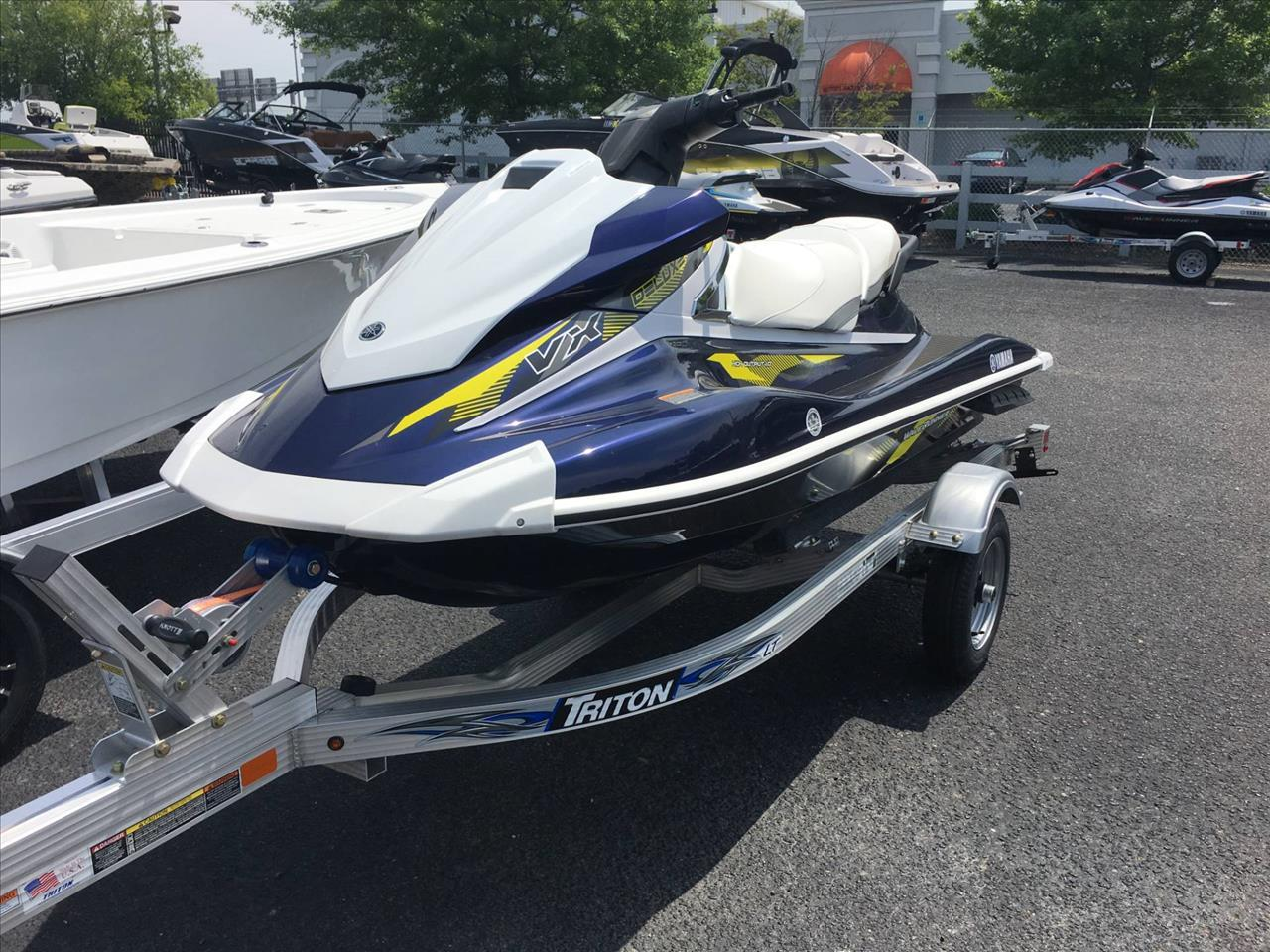 2017 Yamaha VX DELUXE for sale at Vehicle Network, LLC - Performance East, INC. in Goldsboro NC