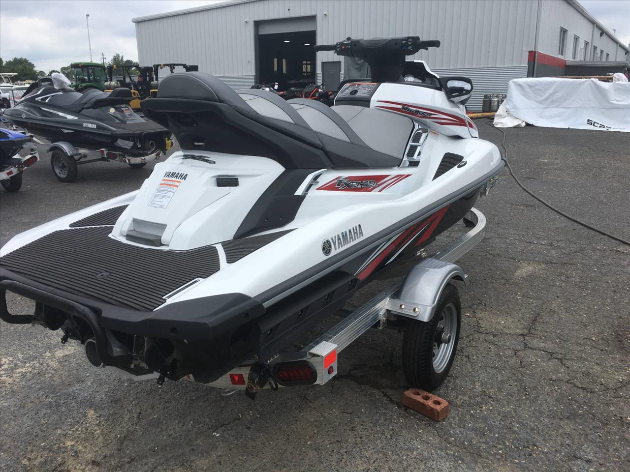 2016 Yamaha FX Cruiser SHO for sale at Vehicle Network, LLC - Performance East, INC. in Goldsboro NC