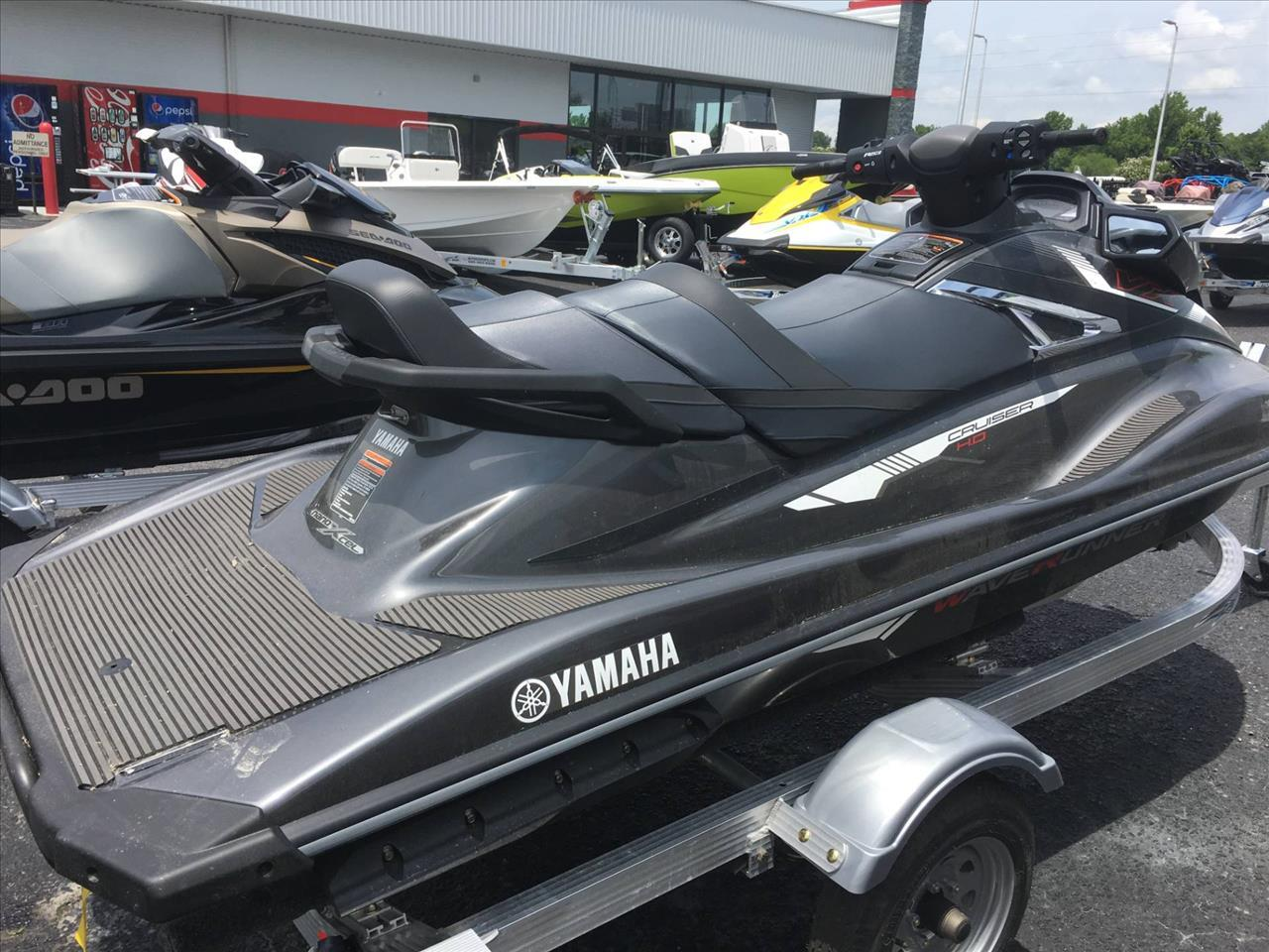 2017 Yamaha VX CRUISER HO for sale at Vehicle Network, LLC - Performance East, INC. in Goldsboro NC