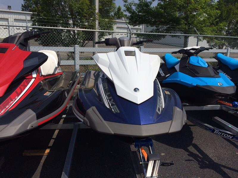 2016 Yamaha VX Deluxe for sale at Vehicle Network, LLC - Performance East, INC. in Goldsboro NC
