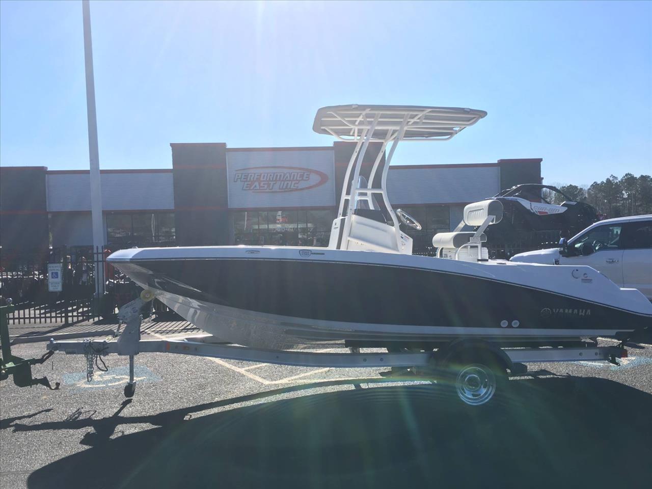 2017 Yamaha 190 FSH Sport for sale at Vehicle Network, LLC - Performance East, INC. in Goldsboro NC