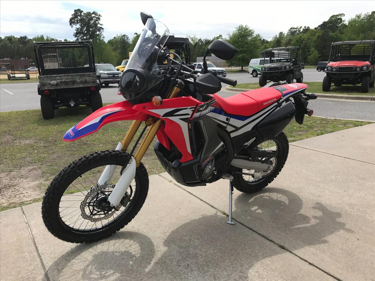 2017 Honda CRF250L Rally for sale at Vehicle Network, LLC - Ron Ayers Motorsports in Greenville NC