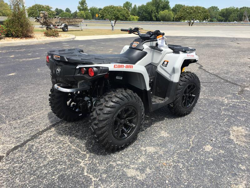 2017 Can-Am Outlander DPS 650 for sale at Vehicle Network, LLC - Performance East, INC. in Goldsboro NC