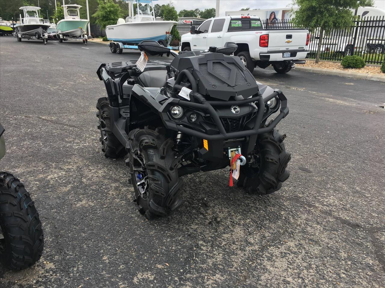 2017 Can-Am Outlander X mr 1000R for sale at Vehicle Network, LLC - Performance East, INC. in Goldsboro NC