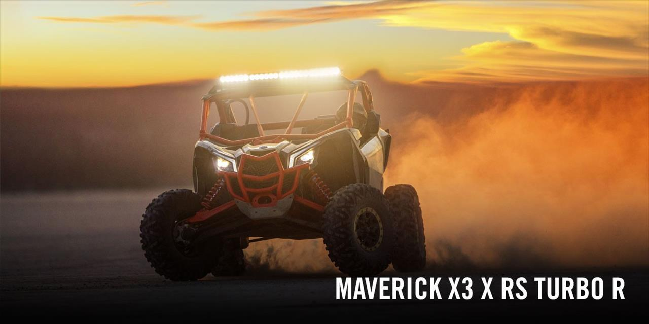 2017 Can-Am Maverick X3 X rs Turbo R for sale at Vehicle Network, LLC - Performance East, INC. in Goldsboro NC