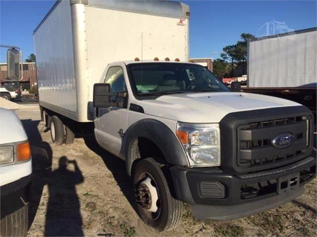 2012 Ford F-450 for sale at Vehicle Network, LLC - Phelps Truck Sales in Wilmington NC