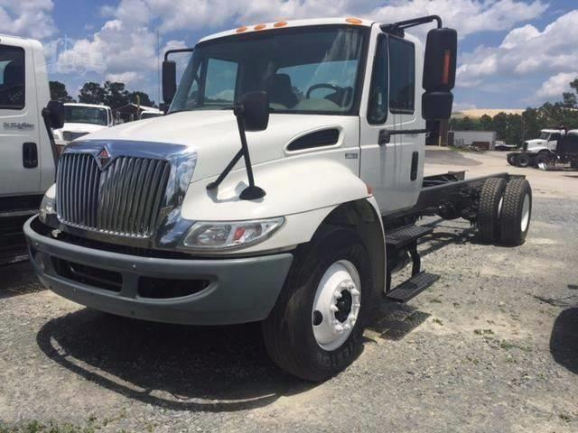 2011 International 4300 for sale at Vehicle Network, LLC - Phelps Truck Sales in Wilmington NC