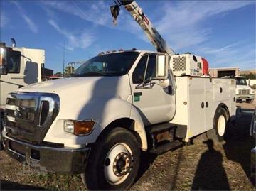 2006 Ford F-750 for sale at Vehicle Network, LLC - Phelps Truck Sales in Wilmington NC