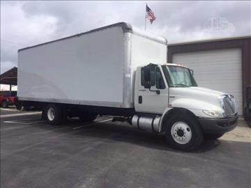 2012 International 4300 for sale at Vehicle Network, LLC - Phelps Truck Sales in Wilmington NC