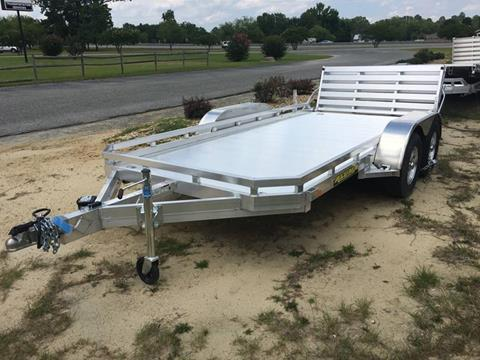 2018 Aluma 7814 for sale at Vehicle Network, LLC - Performance East, INC. in Goldsboro NC