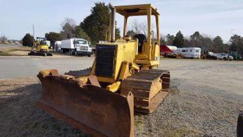 1988 Caterpillar D4C for sale at Vehicle Network, LLC - Down Home Truck and Equipment in Warsaw VA