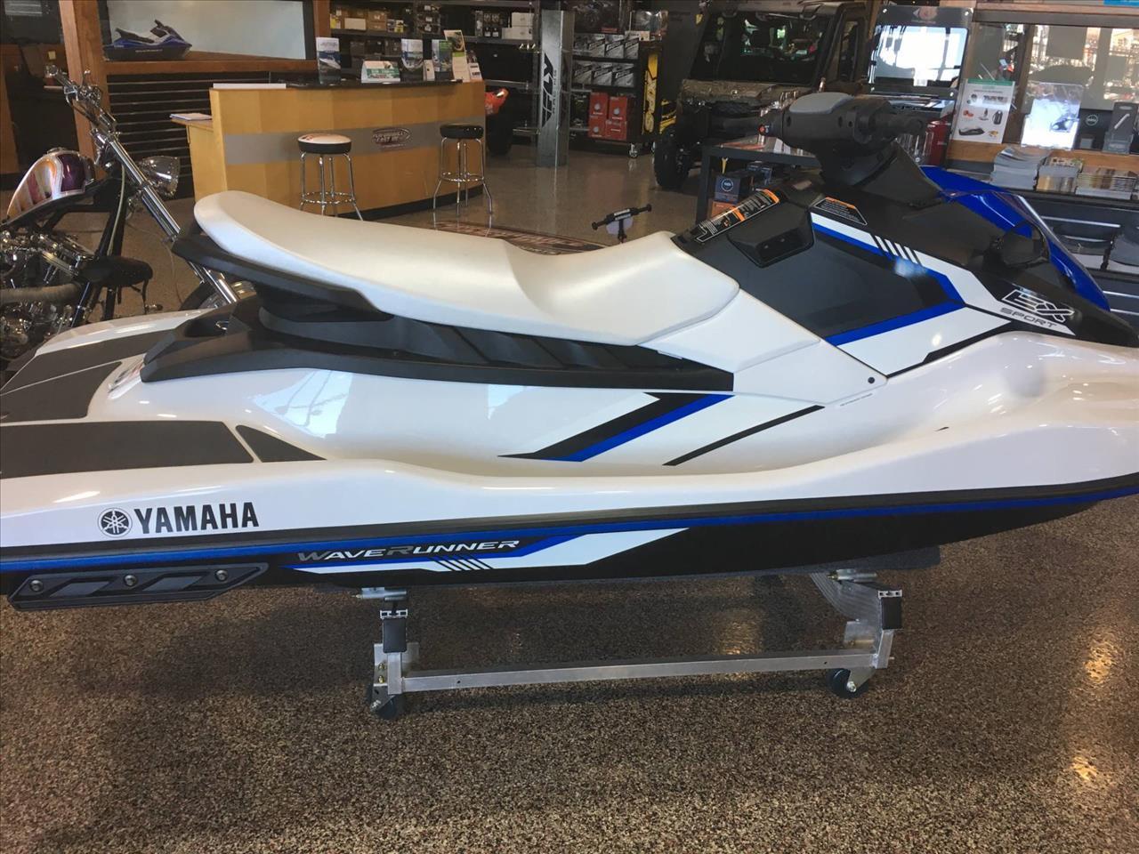 2017 Yamaha WAVERUNNER EX SPORT for sale at Vehicle Network, LLC - Performance East, INC. in Goldsboro NC