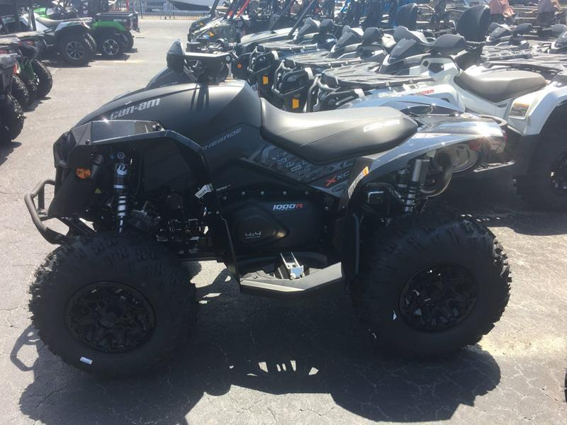 2017 Can-Am Renegade for sale at Vehicle Network, LLC - Performance East, INC. in Goldsboro NC