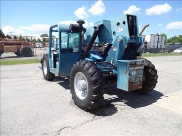 2003 Gradall 534D9-45 for sale at Vehicle Network, LLC - Ironworks Trading Corporation in Norfolk VA