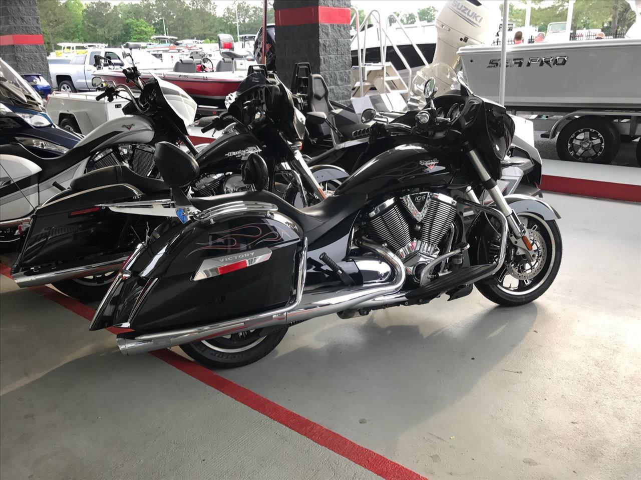 2013 Victory Cross Country for sale at Vehicle Network, LLC - Performance East, INC. in Goldsboro NC