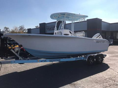 2017 Sea Pro 219 CC for sale at Vehicle Network, LLC - Performance East, INC. in Goldsboro NC