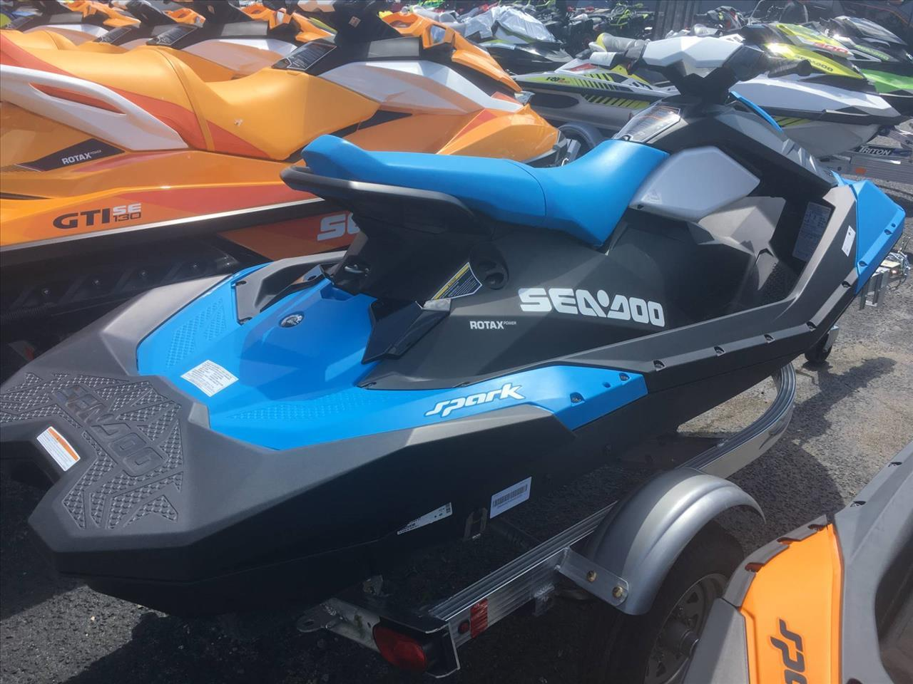 2017 Sea-Doo SPARK 3up 900 H.O. ACE for sale at Vehicle Network, LLC - Performance East, INC. in Goldsboro NC