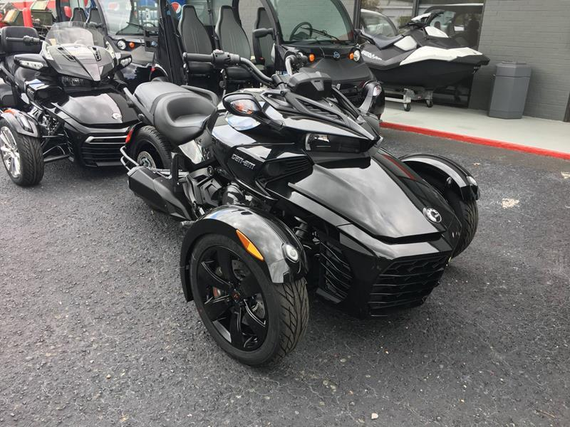 2017 Can-Am Spyder F3 SE6 for sale at Vehicle Network, LLC - Performance East, INC. in Goldsboro NC