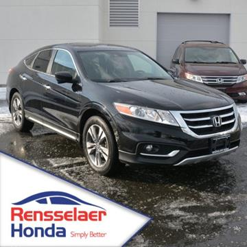 2015 Honda Crosstour for sale in Troy, NY