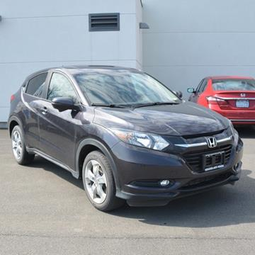 2016 Honda HR-V for sale in Troy, NY