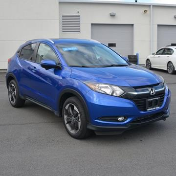 2018 Honda HR-V for sale in Troy, NY